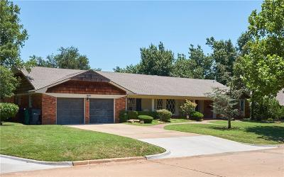 Oklahoma City Single Family Home For Sale: 8600 N Georgia Avenue