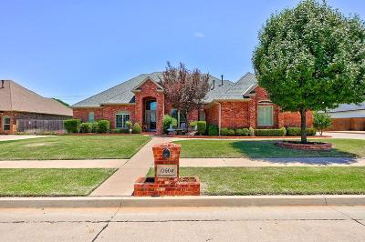 Oklahoma City Single Family Home For Sale: 12604 Flagstone Court