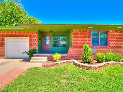 Norman Single Family Home For Sale: 1411 Dorchester Drive