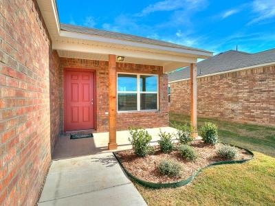 El Reno Single Family Home For Sale: 1725 Settlers Crossing Boulevard