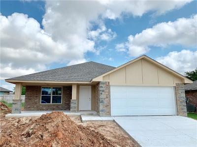 Yukon Single Family Home For Sale: 1232 Hickory Creek Drive