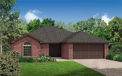 Yukon Single Family Home For Sale: 1213 Hickory Creek Drive