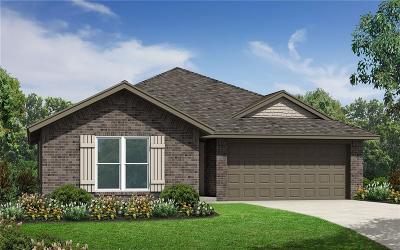 Edmond Single Family Home For Sale: 19821 Barrister Circle