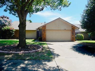 Norman Single Family Home For Sale: 4700 N Ranchwood Terrace