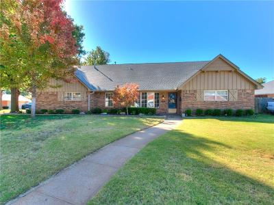 Oklahoma City Single Family Home For Sale: 2600 NW 118th Street