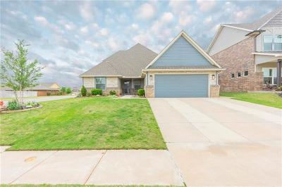 Oklahoma City Single Family Home For Sale: 8329 NW 140th Street