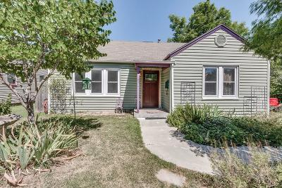 Norman Single Family Home For Sale: 321 N Flood Avenue