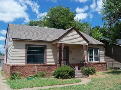 Oklahoma City Single Family Home For Sale: 1417 NW 92nd Street