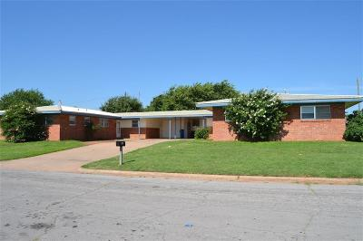Foss Multi Family Home For Sale: 413 Navajo Trail #B