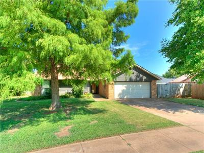 Edmond Single Family Home For Sale: 624 Country Side Trail