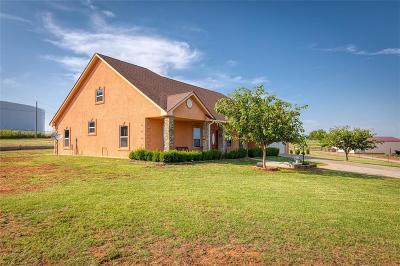 Elk City Single Family Home For Sale: 19733 E 1130 Road