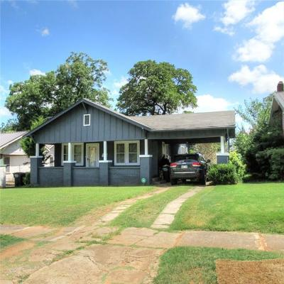 Shawnee Single Family Home For Sale: 17 E Severn Street