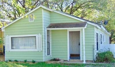 Shawnee Single Family Home For Sale: 532 N Pottenger Avenue