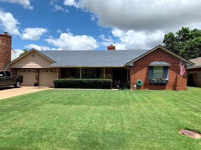 Oklahoma City Single Family Home For Sale: 2509 NW 116th Street