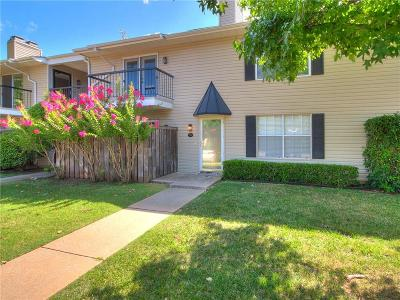 Oklahoma City OK Condo/Townhouse For Sale: $109,900
