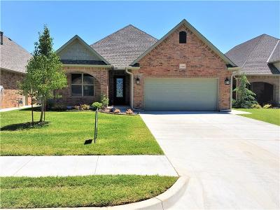 Oklahoma City Single Family Home For Sale: 1040 SW 110th Terrace