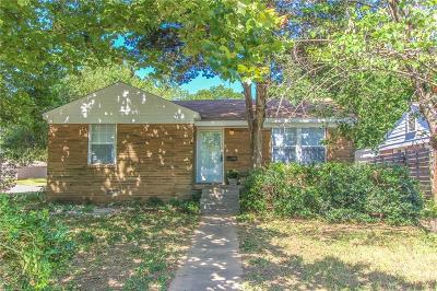 Norman Single Family Home For Sale: 1316 McKinley
