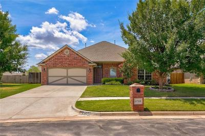 Edmond Single Family Home For Sale: 4708 NW 157th Terrace