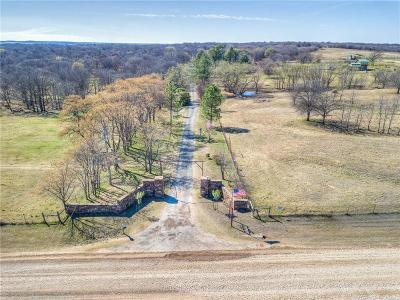 Elmore City OK Single Family Home For Sale: $1,250,000