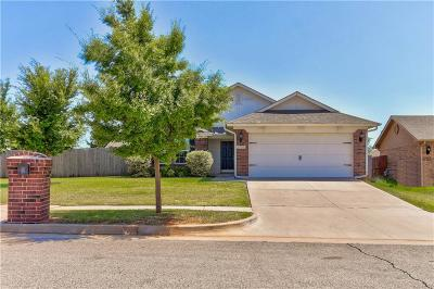 Edmond Single Family Home For Sale: 2700 NW 186th Terrace