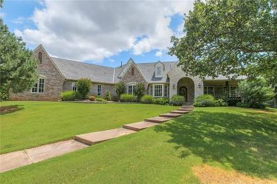 Arcadia Single Family Home For Sale: 10500 Stone Gate Way