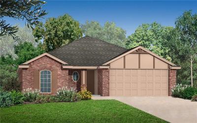 Edmond Single Family Home For Sale: 18405 Groveton Boulevard