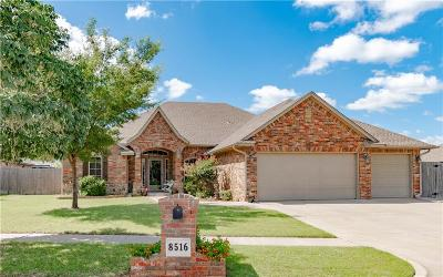 Oklahoma City Single Family Home For Sale: 8516 NW 112th Street