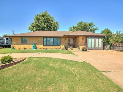 Weatherford Single Family Home For Sale: 1019 N Kansas Street