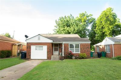 Oklahoma City Single Family Home For Sale: 4016 NW 16th Street