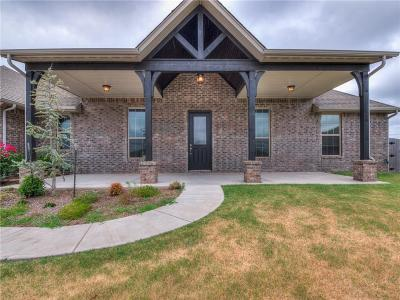 Yukon Single Family Home For Sale: 10912 NW 95th Street