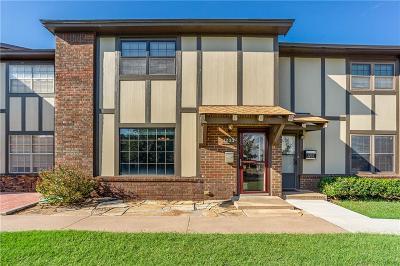 Altus Single Family Home For Sale: 1253 Canterbury Boulevard