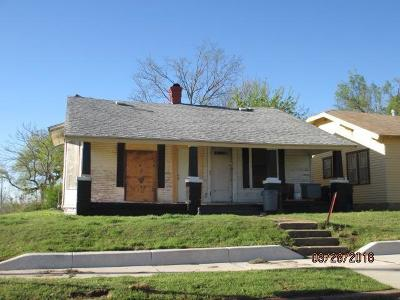 Oklahoma City Single Family Home For Sale: 1630 NE 13th Street
