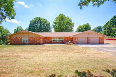 Oklahoma City Single Family Home For Sale: 8609 Hillview Drive