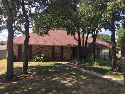 Midwest City Single Family Home For Sale: 9700 Woodrock Place
