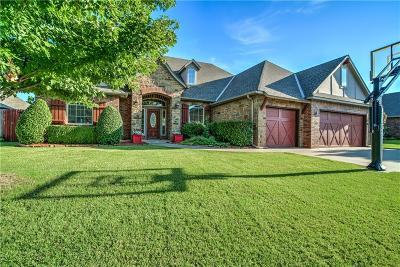 Oklahoma City Single Family Home For Sale: 8516 NW 124th Street