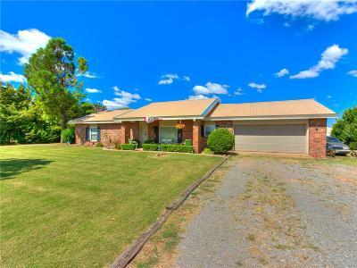 Piedmont Single Family Home For Sale: 3705 NW Terrace Hills