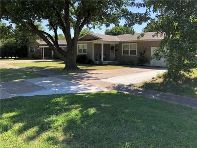 Edmond Single Family Home For Sale: 641 N Broadway
