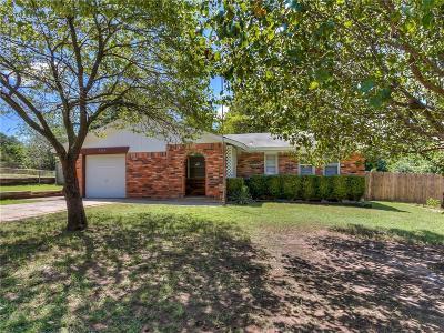 Edmond Single Family Home For Sale: 3208 E Noble Drive