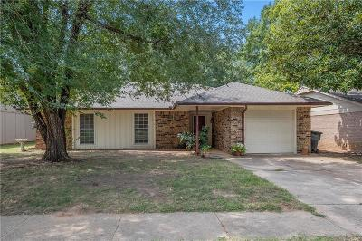 Norman Single Family Home For Sale: 708 Branchwood Drive