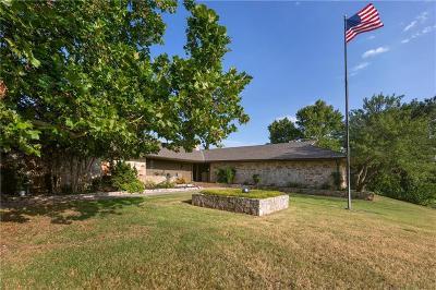 Edmond Single Family Home For Sale: 19000 N Western Avenue
