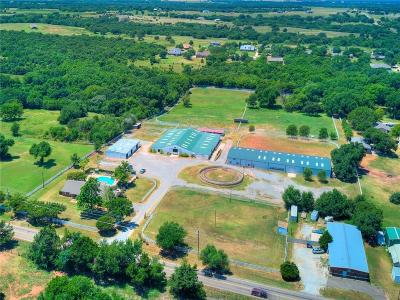 Guthrie Single Family Home For Sale: 8025 S Sooner Road