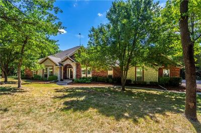 Jones Single Family Home For Sale: 14500 Happy Valley Drive