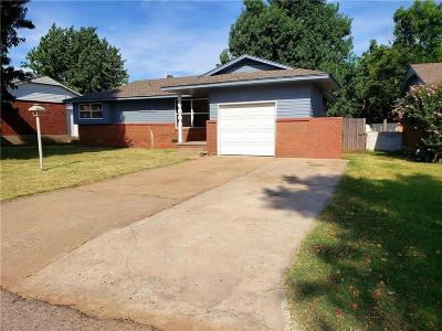 El Reno Single Family Home For Sale: 220 Cherokee Lane