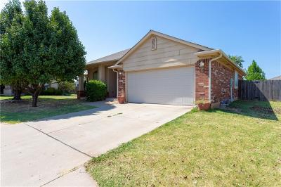 Edmond Single Family Home For Sale: 2425 NW 162nd Terrace