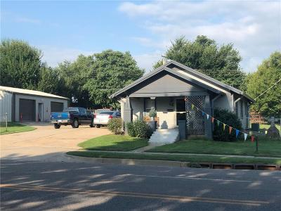 El Reno Single Family Home For Sale: 819 N Choctaw