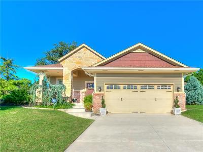 Edmond Single Family Home For Sale: 601 Falling Sky Drive