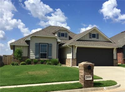Oklahoma City Single Family Home For Sale: 7133 NW 145th Street