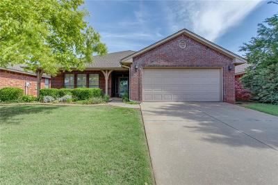 Edmond Single Family Home For Sale: 4921 NW 163rd Street