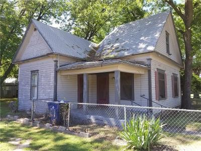 Chickasha Single Family Home For Sale: 506 S 6th Street