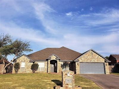 Altus OK Single Family Home For Sale: $210,000